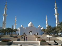 Sheikh Zayed Grand Mosque 1/シェイク・ザイード・グランド・モスク 1