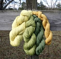 Goldenrod dyed yarn                                                                                                                                                                                 More