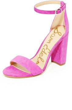 Some color this summer sandal