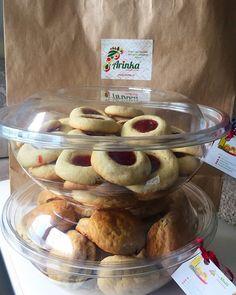 An order of luxury scones & protein cookies heading out! Protein Cookies, Scones, Cereal, Snacks, Dishes, Luxury, Breakfast, Food, Tapas Food
