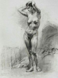 Russian drawing