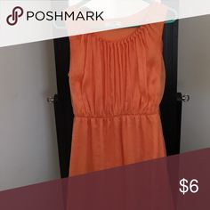 Mini summer dress Melon chiffon boutique dress w ruche waist. Great w statement belt umgee Dresses Mini