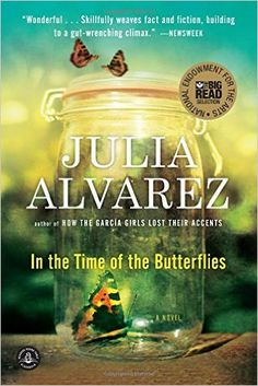 In this historical novel, Alvarez crafts four sisters who grow up — and eventually fight — the Trujillo dictatorship in the Dominican Republic.