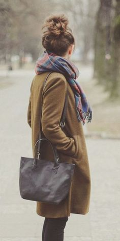 Why can't it be Autumn/Winter yet? When the weather is pretty much the same but its actually acceptable to wear coats and scarves ! I want this entire outfit right now. // Outfit Ideas for Women Fall Winter Outfits, Winter Wear, Autumn Winter Fashion, Dress Winter, Autumn Outfits Women, 2016 Winter, Autumn Style, Looks Style, Style Me