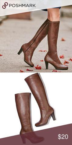 NWT cushion walk Stella y'all stretch boot sz 10 NWT cushion walk Stella y'all stretch boot sz 10 Avon Shoes Heeled Boots