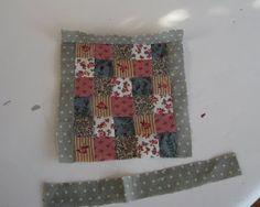 Liberty Biberty: How I make a mini quilt