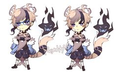 Shotadopt Specter: [Offer + AB] CLOSED by Rehmiel.deviantart.com on @DeviantArt