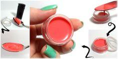 Rettet euer Make-Up - Lippenstift einschmelzen