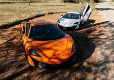 Everything Is Better On The McLaren 570S, Even The Billionaire Doors