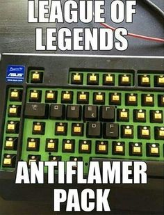 All flamers should use this lol (not that they would)