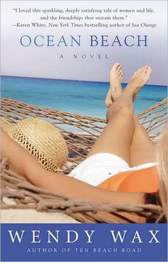 SheKnows book review:  Ocean Beach  by Wendy Wax