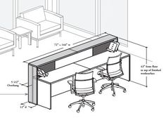 ADA reception desk drawing with waterfall Curved Reception Desk, Hotel Reception Desk, Reception Desk Design, Reception Counter, Reception Table, Desk Dimensions, Hospital Design, Hotel Room Design, Industrial