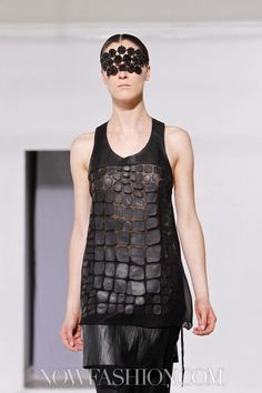 Peachoo Krejberg Ready To Wear Spring Summer 2013 Paris