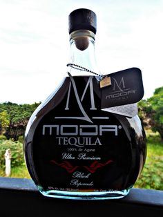 Moda Tequila Black Reposado Enjoy it...