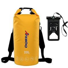 Dry Bag Pro-Waterproof Phone Dry Sack long adjustable Sho... https://smile.amazon.com/dp/B01HYUS708/ref=cm_sw_r_pi_dp_x_8pqCybSCWP2F2