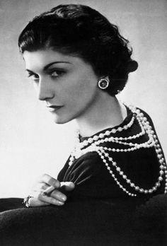 Iconos de la moda de todos los tiempos // Coco Chanel