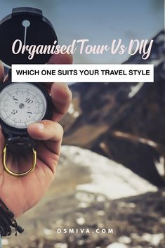 Organised Tour vs DIY: Which One is Better For Your Next Trip? Advantages of going on an organised tour. Advantages of doing it yourself (DIY). Planning your trip with an organised tour and DIY. Travelling Tips, Travel Tips, Travel General, Travel Reviews, Group Travel, What To Pack, Travel Alone, Buy Tickets, Plan Your Trip