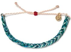 Save The Dolphins Braided | Pura Vida Bracelets