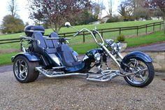 Boom Family Trike 6i with Duratec 1600 | eBay