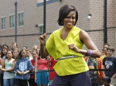 She Got Swag! Michelle Obama's Dopest Moments (LIST)