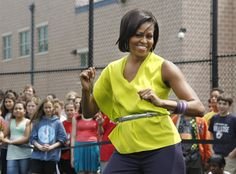 She Got Swag! Michelle Obama's Dopest Moments (LIST)