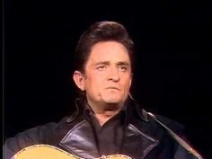"Johnny Cash : ""Man In Black"" (Original performance on ""The Johnny Cash S..."