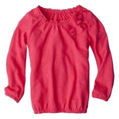 Cherokee® Infant Toddler Girls' Long-sleeve Top 5T