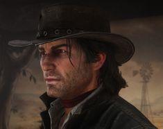 Wild West Games, Red Dead Redemption 1, John Marston, Rdr 2, John 3, Pretty Boys, Character Inspiration, Video Games, Rockstar Games