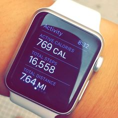 Tested the Apple Watch on my workout yesterday and I gotta say.. Without a HR chest strap the watch was actually pretty accurate.  Heart rate compared to the machines was only off by 1 beat which was pretty impressive. Even while I was jogging it was able to detect my heart rate fine via light sensor. (Note that I have my watch snug on my wrist for a better reading)  I'll have to sync it with my HR chest strap next time to compare results !  #applewatch #fitness #applefitness…