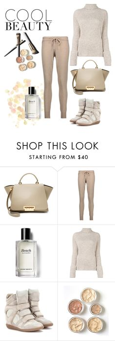 """""""Sans titre #85"""" by jul-l ❤ liked on Polyvore featuring ZAC Zac Posen, Chinti and Parker, Bobbi Brown Cosmetics, Joseph, Isabel Marant and Garance Doré"""