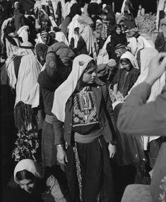 Arab girls shop in the market place near Manger Square in Bethlehem, Nov. (AP Photo/Jim Pringle) Ref Date: Palestine History, Israel Palestine, Jerusalem Israel, Bethlehem Palestine, Arab Girls, British Soldier, Declaration Of Independence, Sacred Art, North Africa