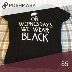 American horror story t-shirt American horror story coven shirt. 100% cotton Tops Tees - Short Sleeve