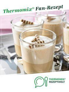 Spumone al Café von Thermomix Rezeptentwicklung. Ein Thermomix ® Rezept aus der Kategorie Getränke auf www.rezeptwelt.de, der Thermomix ® Community.