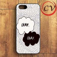 Okay John Green iPhone 5 | iPhone 5S Case
