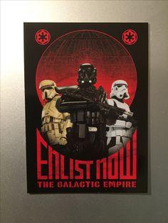Topps Star Wars Digital Card Trader Rogue One Trooper Shadow Portraits Insert