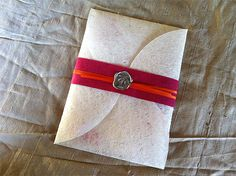 Projects: palm tree wax seal