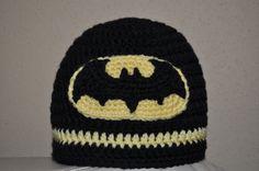 Batman Logo Crochet Patterns Free