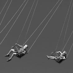 Brother and Sister (by Thomas Hawk).  Have you ever tried this ? It is amazing, fun, could never stop doint it, kid again in the immense garden of freedom