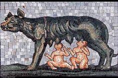 Milano Duomo Romulus and Remus Romulus And Remus, Tuscany, Pop Culture, Moose Art, Animals, Image, Origami, Tattoo Ideas, Magazine