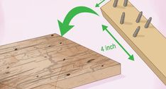 How to Age Wood. Aged wood is a beautiful way to add character to your home or garden. Don't have time for that rustic patina to develop naturally? Then try one of these methods to create the appearance of aged wood without waiting. Furniture Fix, Diy Furniture Easy, Wood Projects, Woodworking Projects, Projects To Try, Weathered Wood, Barn Wood, Allume Gaz, Steel Wool And Vinegar