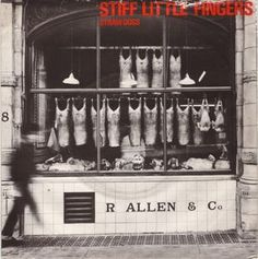 Stiff Little Fingers - Straw Dogs (Vinyl) at Discogs Music Album Covers, Music Albums, Vinyl Cover, Cover Art, Lp Cover, Stiff Little Fingers, Anarcho Punk, Music Artwork, Band Posters