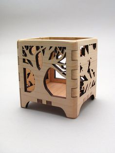 http://www.etsy.com/listing/38579665/votive-candle-holder-tree-of-life-in, votive candle holder, wood