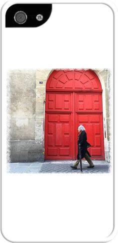 Hazal Yılmaz - Kırmızı Kapı - Kendin Tasarla - İphone 5/5S Kılıfları