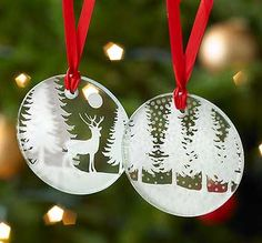 Ornament Ideas -- IDEA FOR SHRINK PLASTIC