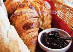 Cardcetera: CCF 004 - Croissant, Baguette and Confiture