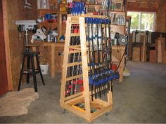 : Project Gallery:Clamp Cart