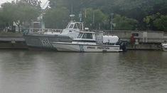 Rescate en aguas del Río Uruguay Montevideo, Boat, Bowrider, Navy Ships, Tug Boats, Human Settlement, Armed Forces, Uruguay, News