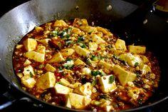 Ma Po Tofu from The Woks of Life website --  [Mapo tofu 079]