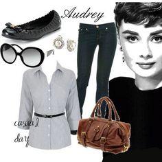Casual Audrey