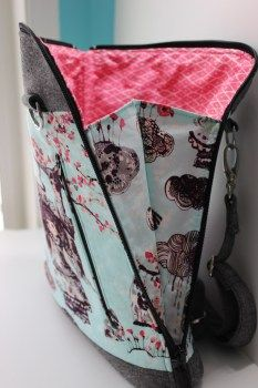 The Calla Convertible backpack - PDF Sewing Pattern